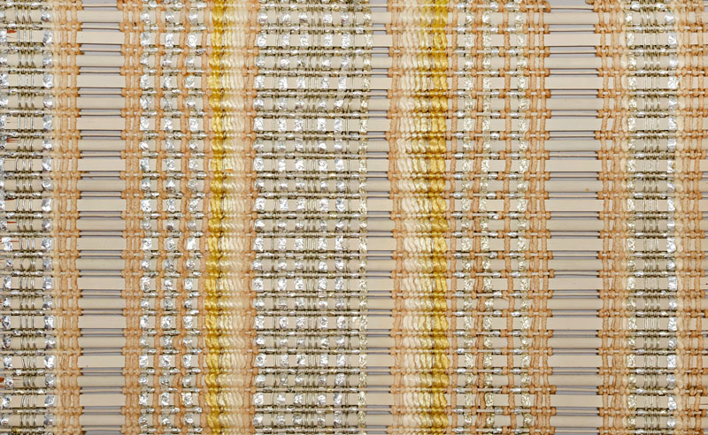 Dorothy Liebes window covering sample, ca. 1960